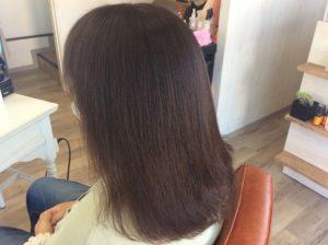 くせ毛専門カラー