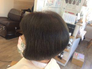 くせ毛専用カラーとエンジェリックケア