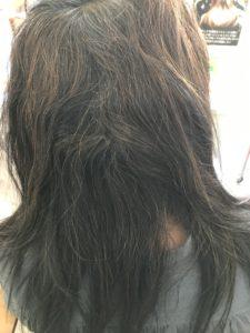 エンジェリックケアでくせ毛が収まった